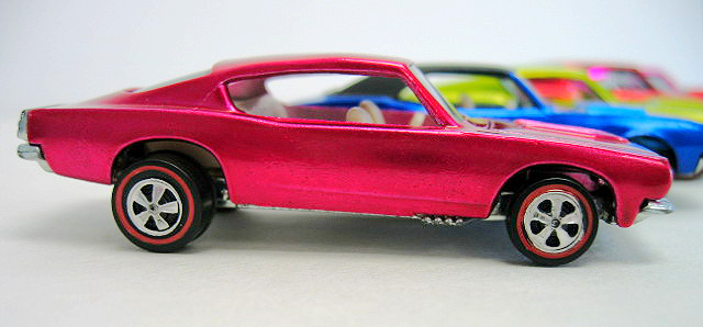 HotWheels Red Line